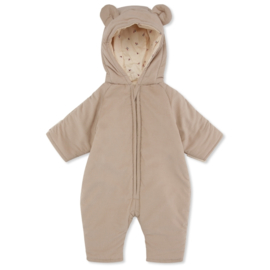Konges Slojd Teddy Suit deux // Moonlight Red Blue