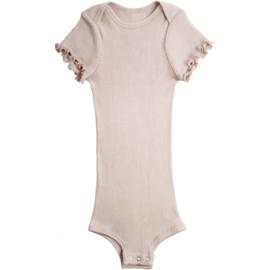 Minimalisma Bingo bodysuit // Sweet Rose