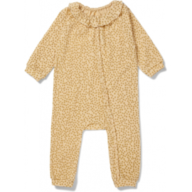 Konges Slojd Chleo Onesie // Buttercup Yellow