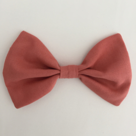 Suussies Bow Tie Old Pink