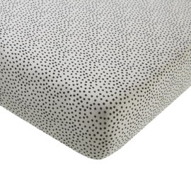 Fitted Sheet Baby Crib Cozy Dots