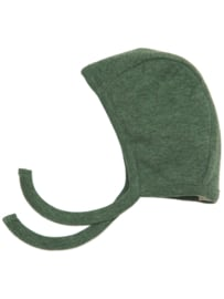 Serendipity  Hat  'Olive' (prematuur & newborn)