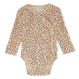 Konges Slojd Newborn body // Buttercup Rosa