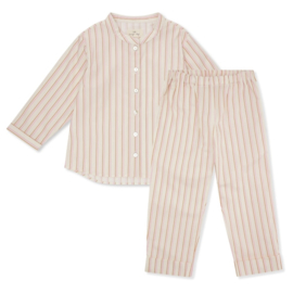 Konges Slojd vintage stripe pyjamas // Candy rose strips