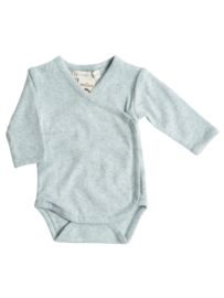 Serendipity Newborn wrap body // Cloud