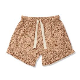 Konges Slojd Acacia Shorts // Rosaraie red