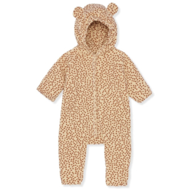 Konges Slojd Onesie with hood // Buttercup Rosa