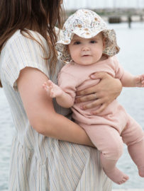 Serendipity Baby Knit Suit //  Rose Dust