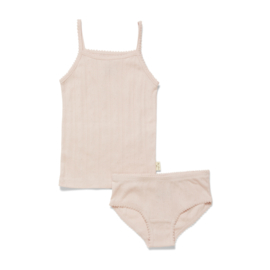 Konges Slojd Minnie Tank + Underpants // Lavender Mist