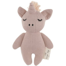 Knuffel 'Mini Unicorn'
