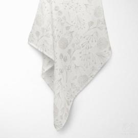 Yumi Baby Muslin Swaddle  // Fairytale   80x80 cm