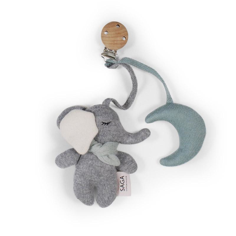 Pram toy Gina // Cloud Blue