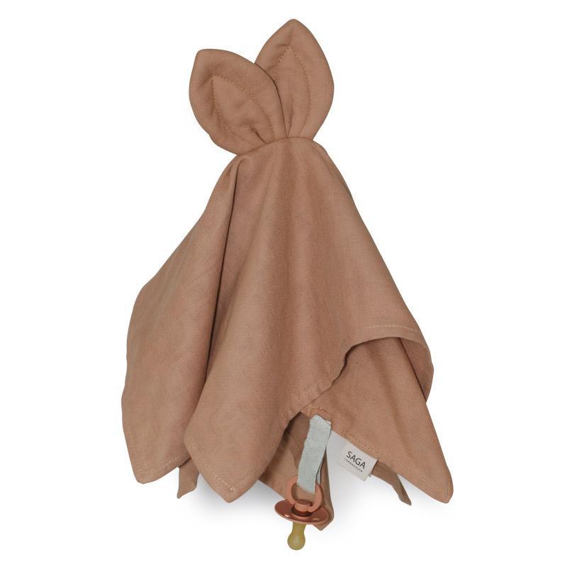 Cuddle Cloth Snoppa // Dusty Coral