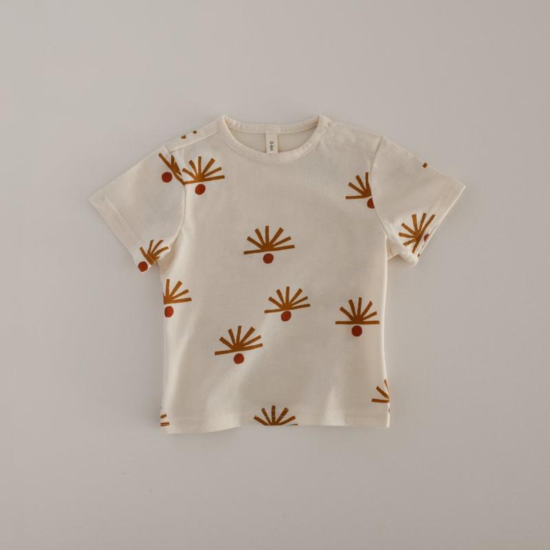 Organic zoo T-shirt // Shadows of nature