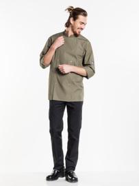 Unisex Vest Lange Mouw Drukknopen - POCO