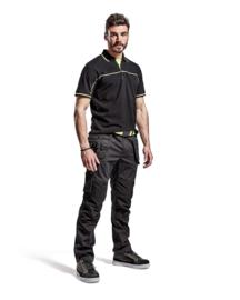 1496 Werkbroek met nagelzakken + GRATIS T-shirt