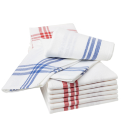 Keukendoek 50/50% Vlas - 6-Pack