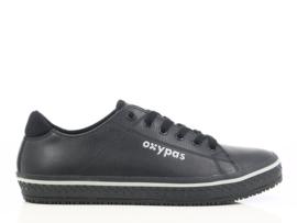 Comfortabele (loop)schoen voor het werk Leder