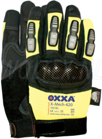 HI-VIS ultra-beschermende handschoen