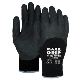 Maxx Grip Winter - Zwart/Zwart