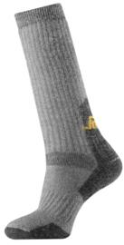 9210 Hoge Wollen Sokken