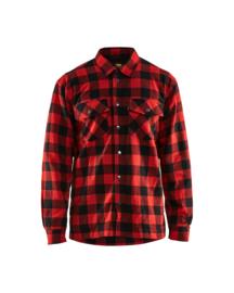 3225 Geruit Overhemd van Flanel