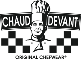 Chaud Devant dameskoksbroek Skinny Black Stretch