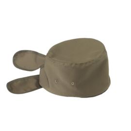 Bandana-Muts taupe