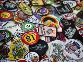 Uw logo als Badge