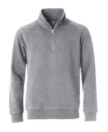 Classic Sweater Korte Ritssluiting