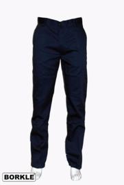 Broek in jeansmodel met meterzak