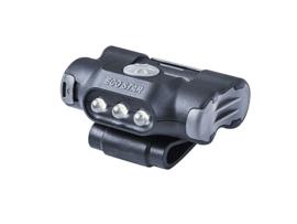 Hoofdlamp NexTorch Nicha LED, BlackPlastic, ds