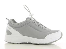 Anti-SlipSneaker Zonder Nestels - Grijs/Wit