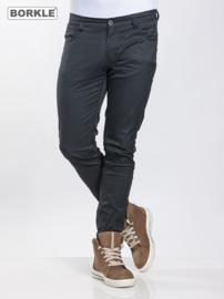 Chaud Devant Koksbroek Skinny Black Stretch