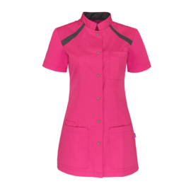 Roze  Bi-Color Schort - Damesmodel
