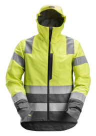 1330 AllroundWork High-Vis Waterproof Shell Jack Klasse 3