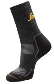 9206 RuffWork 2-pak Cordura Wollen Sokken