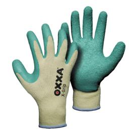 OXXA Handschoen X-grip - Groen/Geel