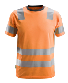 2530 AllroundWork High-Vis T-shirt Klasse 2
