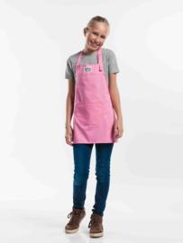 Bavetschort Kids Pink W50-L55