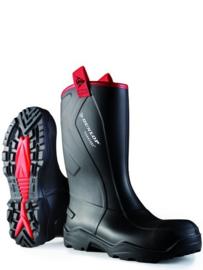 Dunlop Purofort + Rugged S5 Zwart