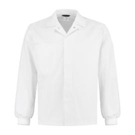 Korte jas met lange mouw zonder buitenzakken