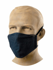 Hospitality Face Mask Blue Denim - 5 pcs.