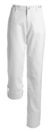 Broeken (wit of gekleurd)