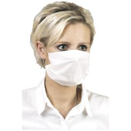 Vouwbaar papieren Hygiënisch masker 2-lagig -