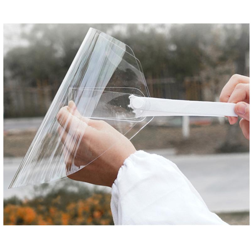 Plexi-Gezichtsscherm / Gezichtsbeschermer