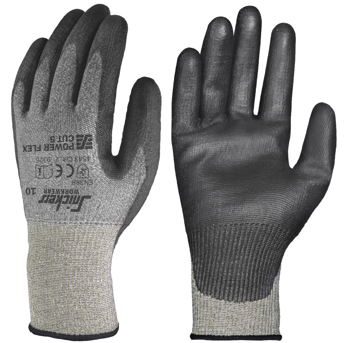 9326 Power Flex Cut 5 Gloves