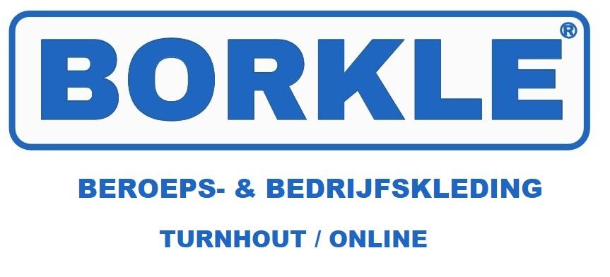 BORKLE    |      BEROEPSKLEDING, WERKSCHOEISEL & VEILIGHEIDSARTIKELEN