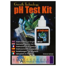 GROWTH TECHNOLOGY PH TEST KIT