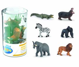 mini set (6) safari 33020
